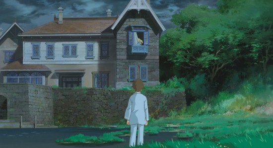 "A scene from Hiromasa Yonebayashi's ""When Marnie Was There."""