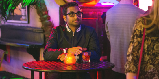 "Aziz Ansari stars in ""Master of None."""