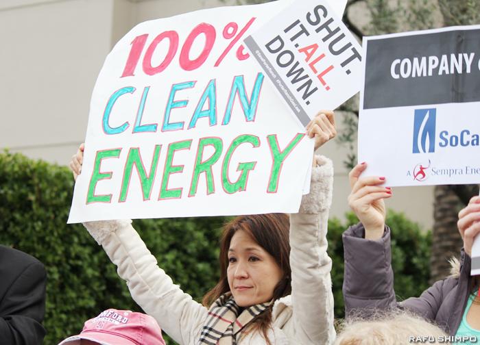 ガス漏出問題解決に向けNPO「Save Porter Ranch」を立ち上げた日比野恭子さん