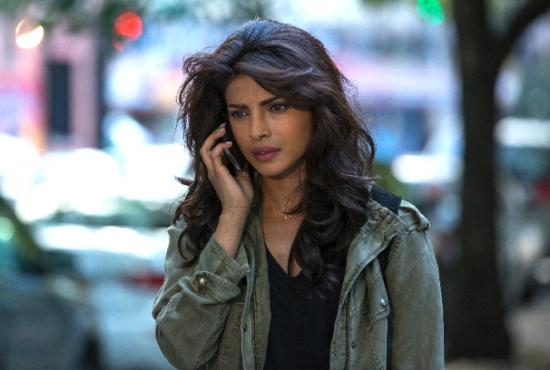 """Priyanka Chopra stars in """"Quantico."""""""
