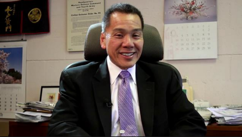 Nakagawa Named District Superintendent of UMC Cal-Pac Conference