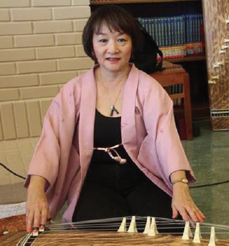 Shirley Kazuyo Muramoto-Wong (Photo by Robert C. Wong)