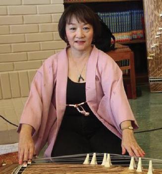Shirley Kazuyo Muramoto-Wong (Photo by Robert C. Wong)