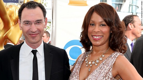 Paul Lee and Channing Dungey