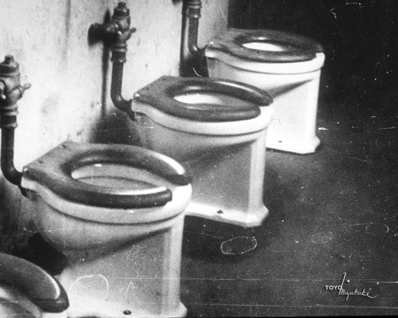 Japanese Bathrooms Design Manzanar Receives Funding For Block 14 Latrine Building