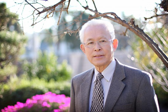 Rev. Dr. Takeo Uesugi (Photo by Adrienne Gunde Photography)