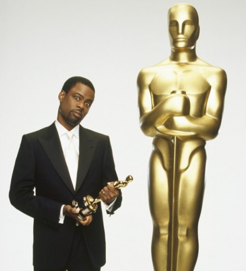 Chris Rock will host the Academy Awards show on Feb. 28. (ABC)