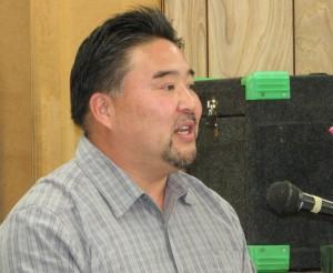 Dean Nakanishi of AADAP.
