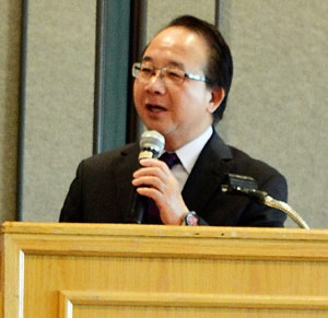Monterey Park Mayor Peter Chan