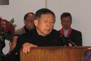Dr. Takeshi Matsumoto (Rafu Shimpo photo)