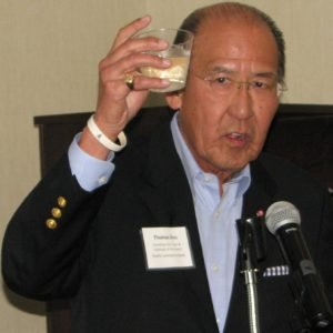 Thomas Iino, USJC founding chairman.