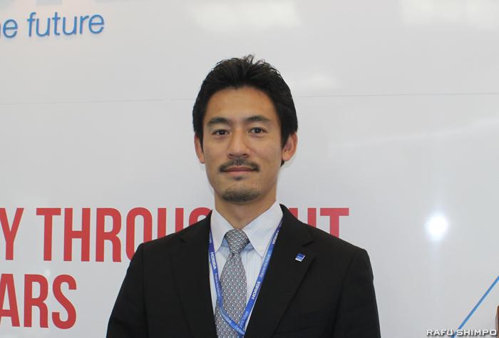 ホリバ・インスツルメンツ社の堀場弾社長