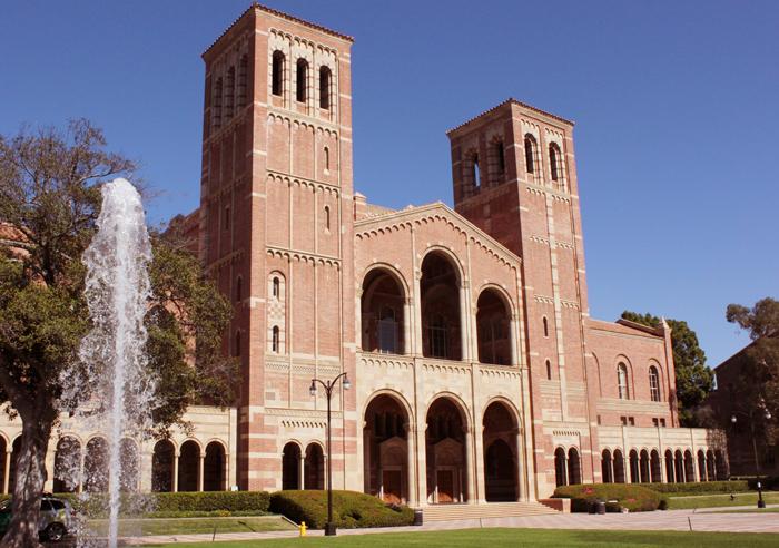 州外からの入学者数が急増しているUC機構の中の一校でロサンゼルスにあるUCLA