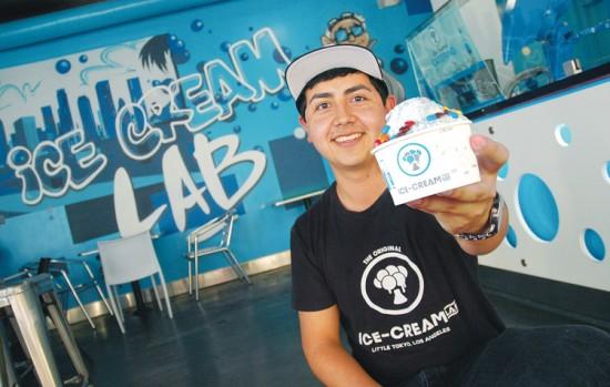Ice Cream Lab 1