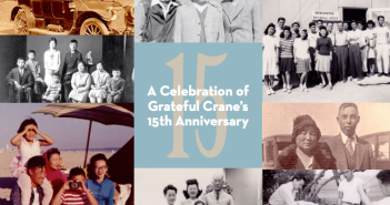Grateful Crane's musical performances span more than a century of community history. (Photos courtesy John Nishio family)