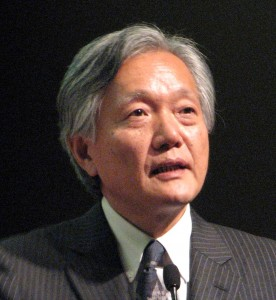 Consul General Harry Horinouchi.