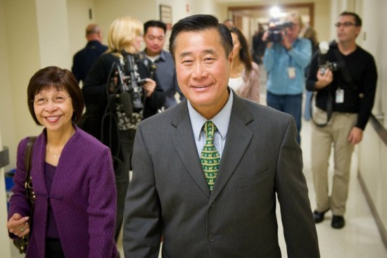 Leland Yee filed to run for mayor of San Francisco in 2010.