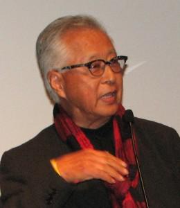 Ted Tokio Tanaka of Ofunato Support Network.