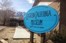 The Eastern California Museum is located in Independence, near Manzanar. (Photo by Tamara Cohn)