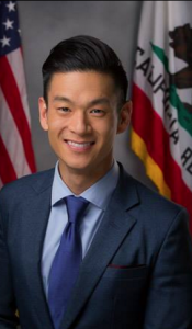 Assemblymember Evan Low