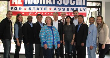 Muratsuchi Kicks Off Campaign for 66th District Assembly Seat