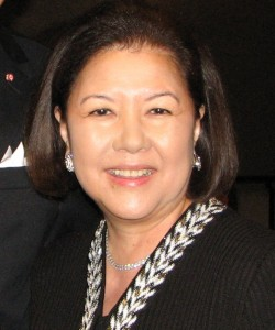 Irene Hirano Inouye, founding CEO of JANM.