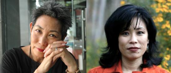 Karen Ishizuka and Diane Fujino