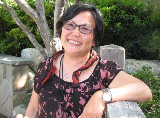Naomi Hirahara (J.K. YAMAMOTO/Rafu Shimpo)