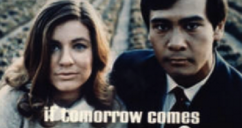 "Patty Duke and Frank Michael Liu starred in ""If Tomorrow Comes."""