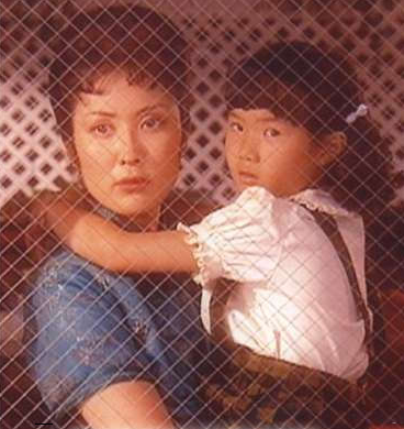 "Joanne Takahashi and Montana Tsai in a scene from ""The Shangri-la Cafe."""