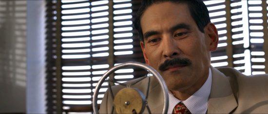"Chris Tashima plays Sei Fujii in ""Lil Tokyo Reporter."""