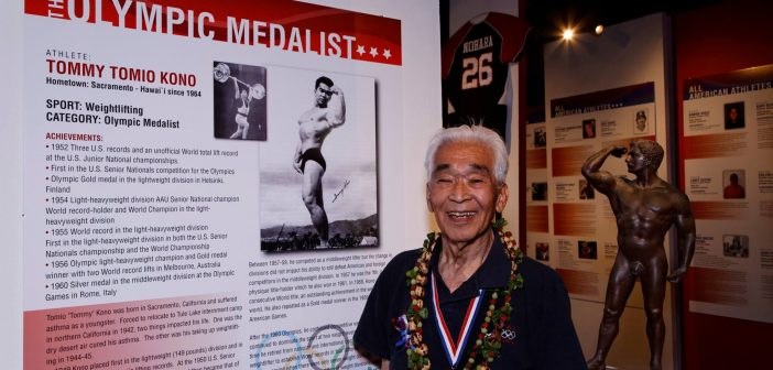 Olympic Medalist Tommy Kono Dies at 85