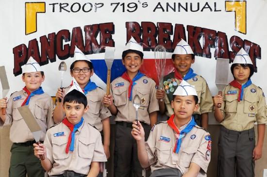 troop 719 pancake