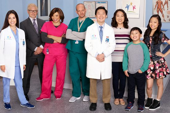 """The cast of """"Dr. Ken"""" will be back for a second season on ABC."""