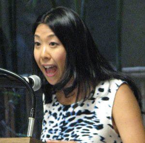 """Alison Minami read """"Kumiko with Hidden Worlds."""""""