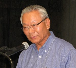Bill Watanabe, contest committee chair.