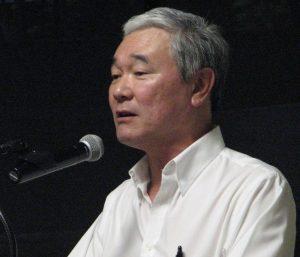 """Darrell Kunitomi reads """"Last Master of Go."""""""