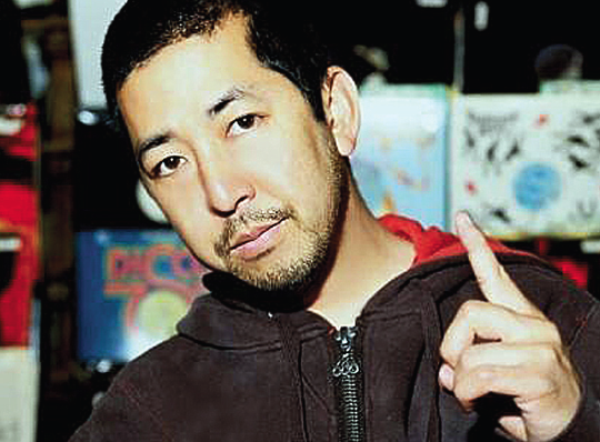 "DJ Hideo, ""The Hardest-Working DJ on the West Coast."""
