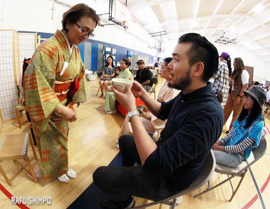 japanese tea ceremony urasenke school