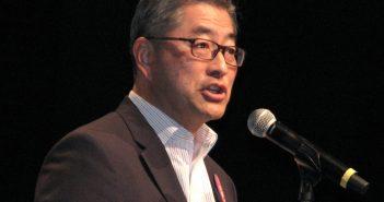 Jonathan Kaji (Rafu Shimpo photo)