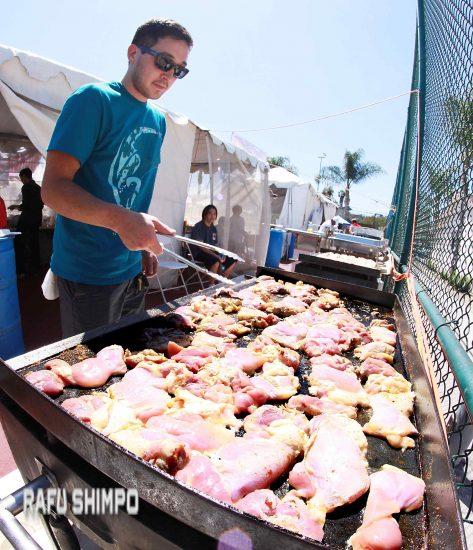 volunteer cook