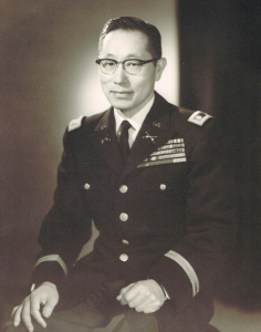 Col. Young Oak Kim in 1961 (GFBNEC)