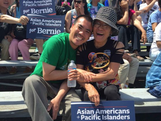 Among those who attended the event were Austin Tam of Alameda and Betty Kano of Berkeley.