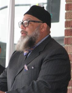 Mohammed Khan of King Fahad Mosque.