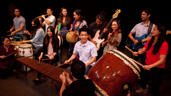 TaikoProject and Quetzal will combine their talents. (Photo by Kim Nakashima)
