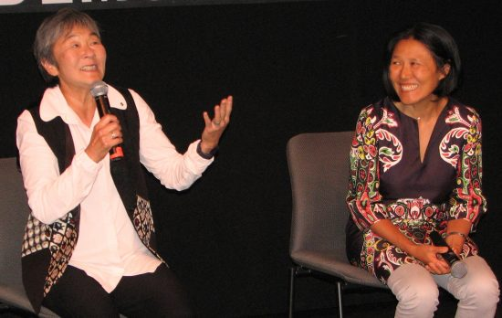"Sharon Yamato and Ann Kaneko discuss their documentary ""A Flicker in Eternity."""