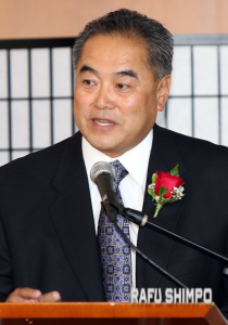 Nisei Week Foundation Chairman David Teragawa