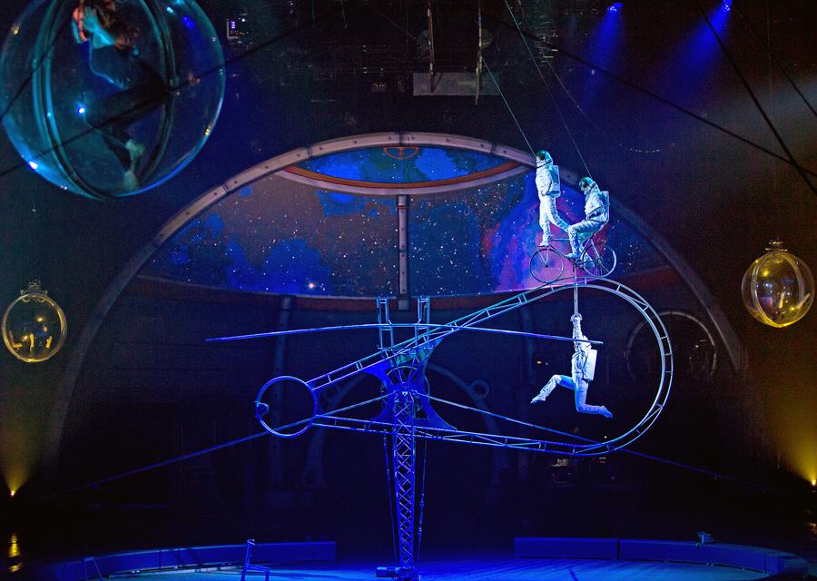 Ringling Bros circus web