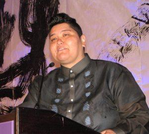 Alison De La Cruz, JACCC's director of performing arts and engagement.