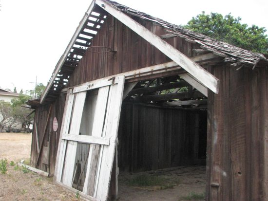 The Furuta barn